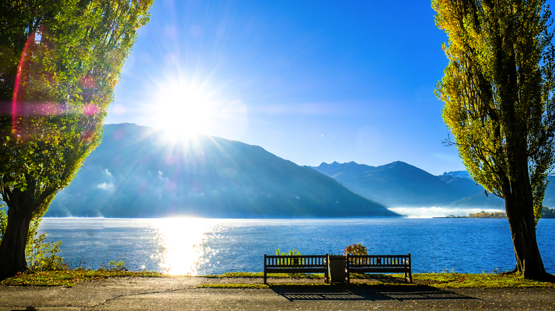 Zell am See-Reise