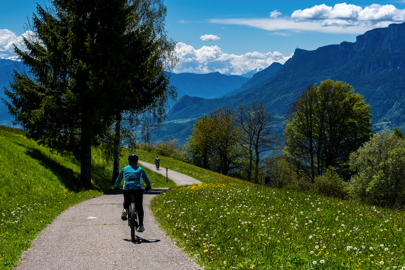 Südtirol E-Bike-Tour Meran